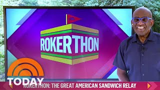 Rokerthon 2020: Watch The Entire Great American Sandwich Relay | TODAY