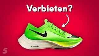 Nike Vaporfly: Können Schuhe zu gut werden?
