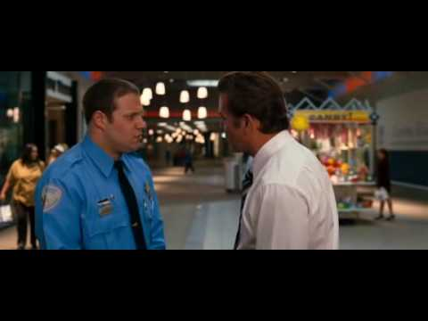 Observe And Report Funny Scene Chic Fila