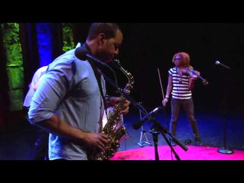 Eclectic musicians: The New Math at TEDxTampaBay