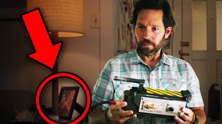 Ghostbusters Afterlife Trailer Breakdown! Easter Eggs & Details You Missed!