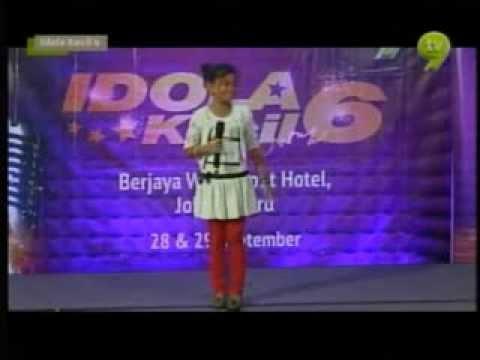 Alleeya - Rolling In The Deep (Ujibakat Idola Kecil 6)