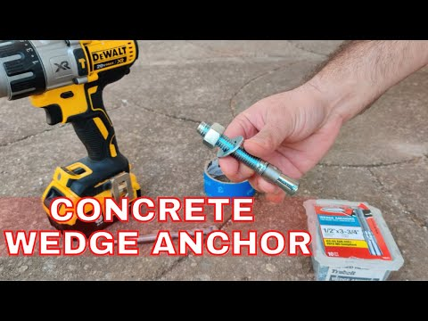 concrete-wedge-anchor-installation- -handybros- 
