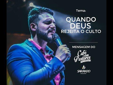 Bispo Diego Souza - Quando Deus Rejeita o Culto (Café com Pastores- Novembro )
