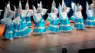 Танцевальный детский коллектив МАЗЕЛТОВ в горрде Биробиджане !