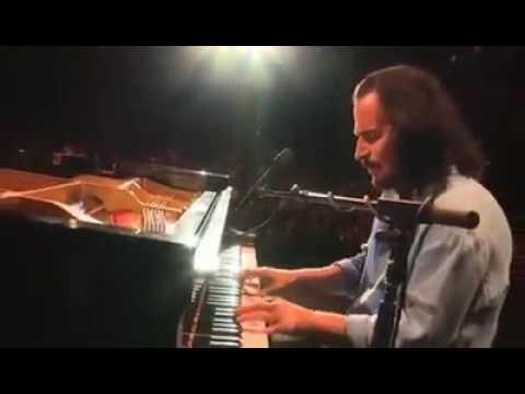 YANNI-  Playing Music to SYRIA & Alepppo