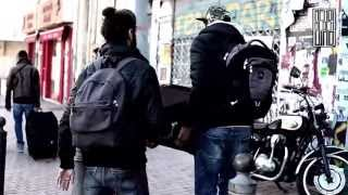 Mehdi Black Wind - (Making of + Show) à Marseille