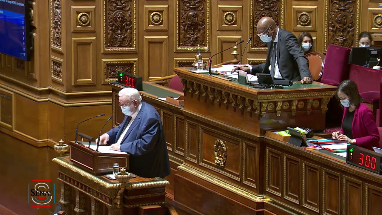 Jean-Pierre DECOOL : PJL Assurer la conformité du droit interne au code mondial antidopage