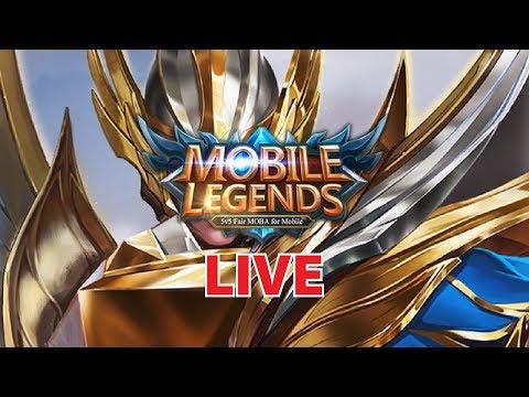 PUSRENG !! PUSRENG !! PUSRENG !! - Mobile Legends [Indonesia] - LIVE