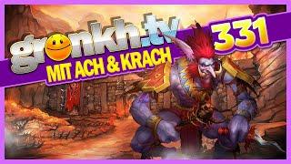 0331 🔴 #WOWCLASSIC mit PHUNK 2 - Ach & Krach im Brachland feat i-BRO 🔴 Gronkh Livestream | 7.9.19