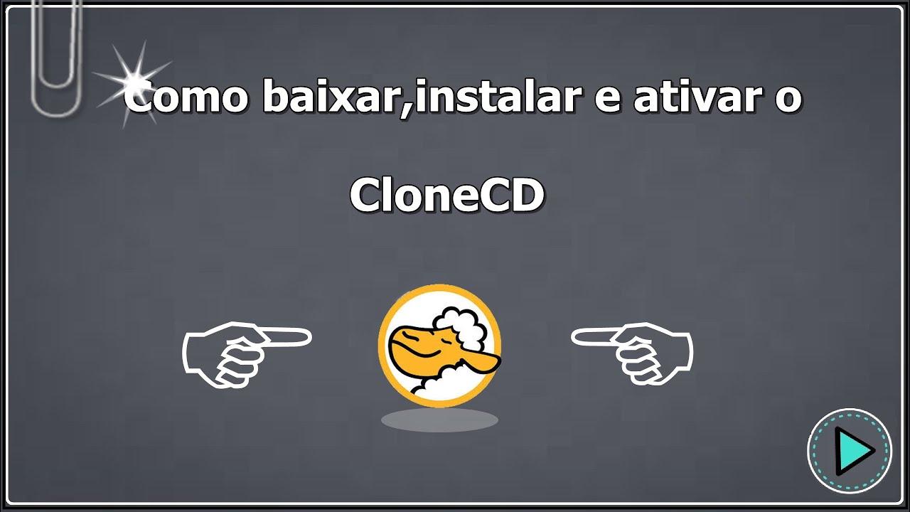 instalar cd: