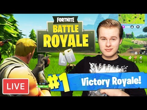 LIVE WINS HALEN IN FORTNITE!! - Royalistiq Fortnite Livestream (Nederlands) thumbnail