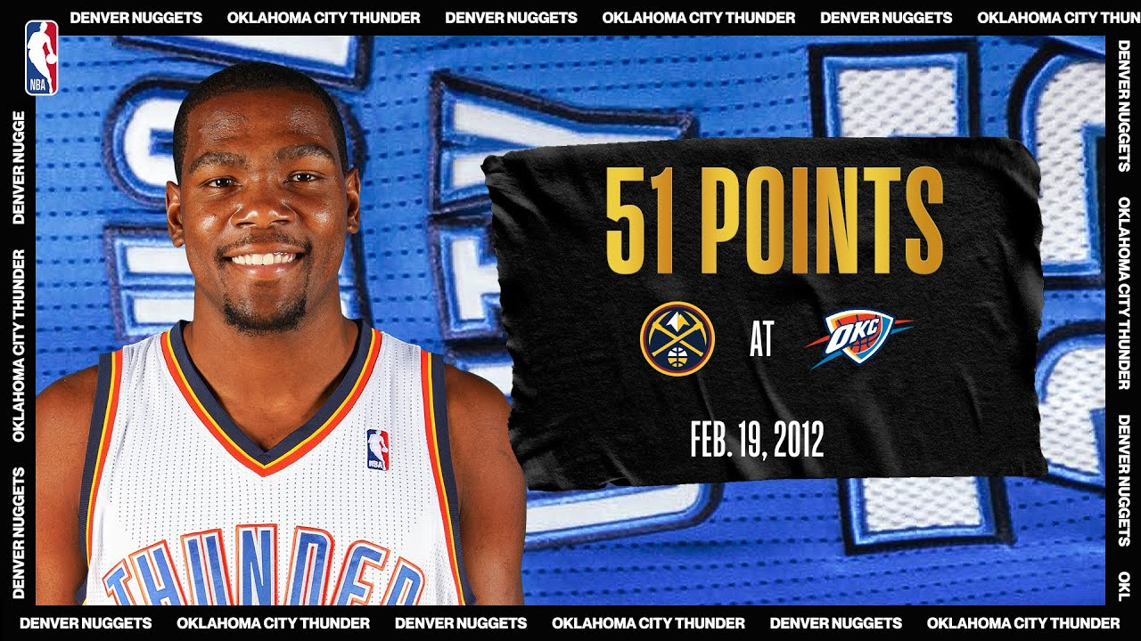 Download Durant, Westbrook, & Ibaka Go Off For OKC In OT W | #NBATogetherLive Classic Game