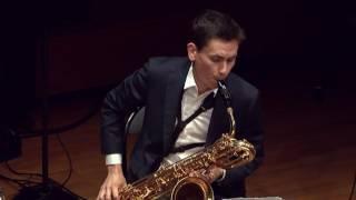 Alexis Ciesla : Rhapsodish par le Quatuor Zahir