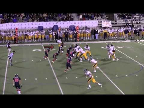 Nick Bush 2010 Highlights.m4v Nick Bush Centennial High School class of 2012