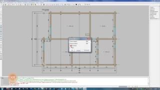 Макрос для создания сантехники на планах этажей в программе К3 Коттедж 7 4