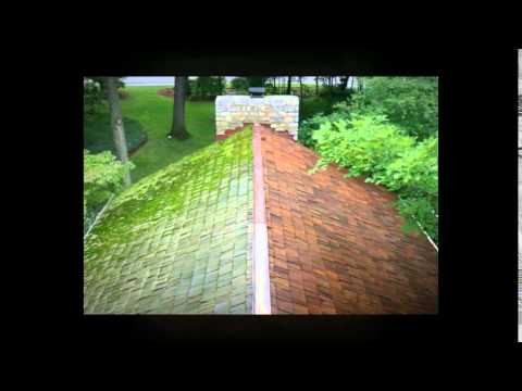 Cedar Shake Roof Maintenance Preservation Restoration Company Burr