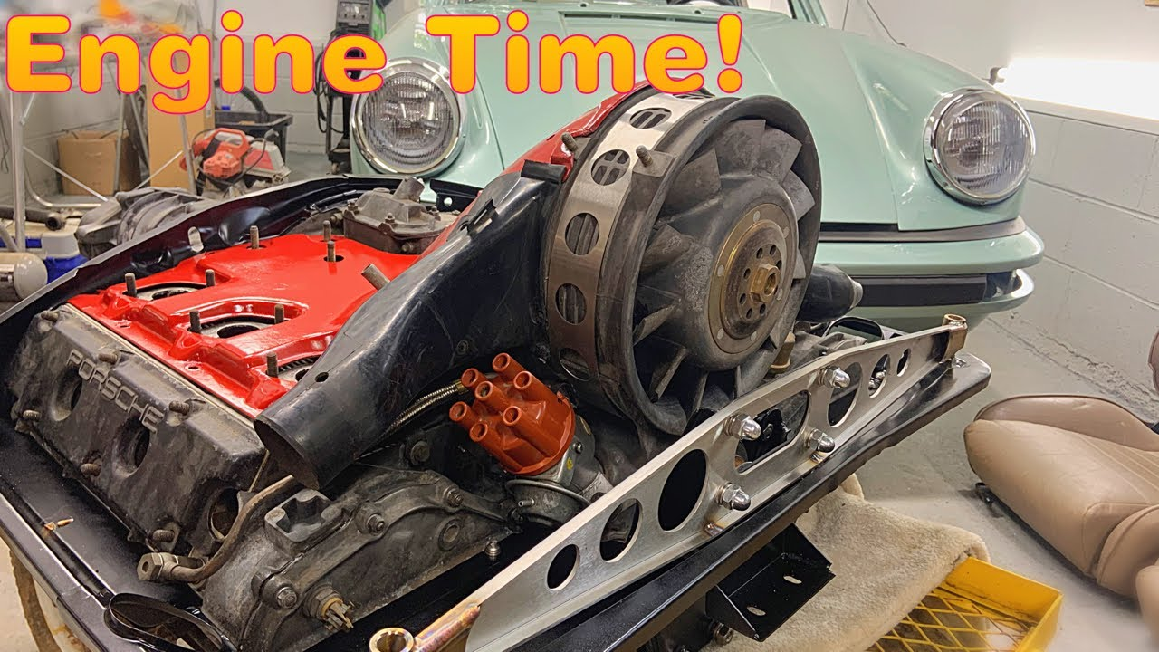Saving a Vintage Porsche 911 Targa from the Scrapyard: Rebuild Part 27