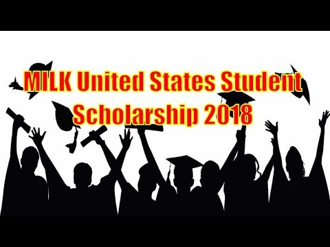 MILK United States Student Scholarship 2018 – Win $3000 and Moleskine Photo Book!