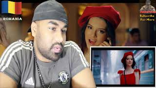 INDIAN REACTS TO ROMANIAN VID | CLEOPATRA STRATAN - Te las cu inima (Official Video)