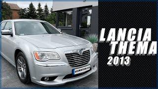 Lancia Thema 2013 | Первый русский обзор | Премиум класс по цене эконома | Тест драйв