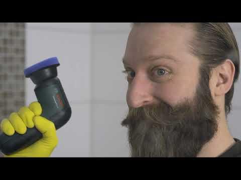 Akku Reinigungsbürste -