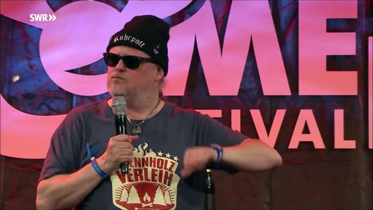 Markus Krebs - SWR3 Comedy Festival 2018