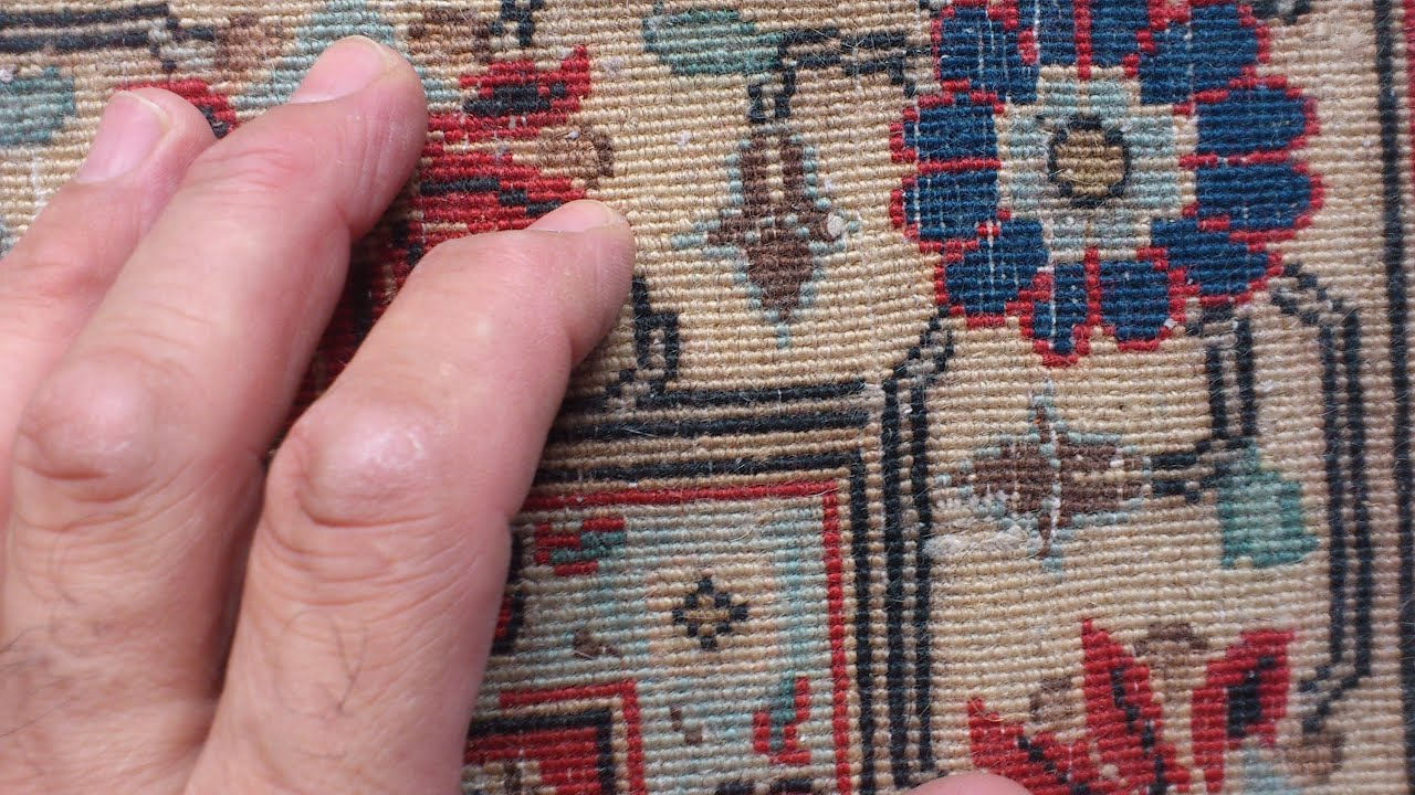 Limpieza alfombra persa veramin madrid aclarando final for Restauracion alfombras persas