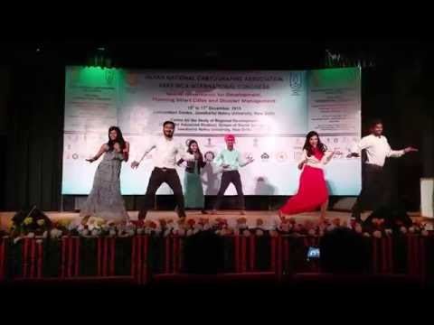 Goan Folk dance by JNU Dance club
