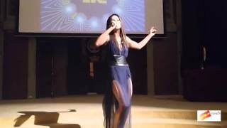 "Congreso Ogae España 2015 - Zlata Ognevich - ""Burn the fire"""