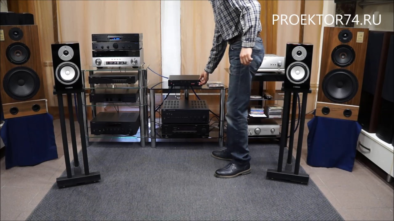 Yamaha YSP-1600 sound bar - личное мнение - YouTube