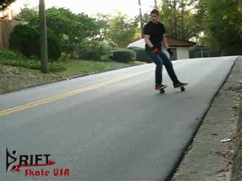 Drift Skating - YouTube