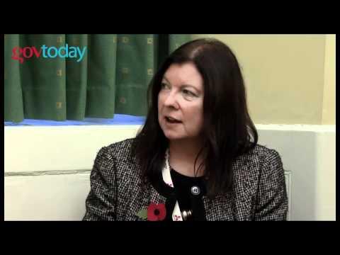 Roberta Blackman - GovToday Interview