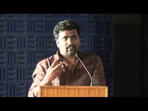 Director Vikram Sukumaran at Madha Yaanai Koottam Movie Press Meet