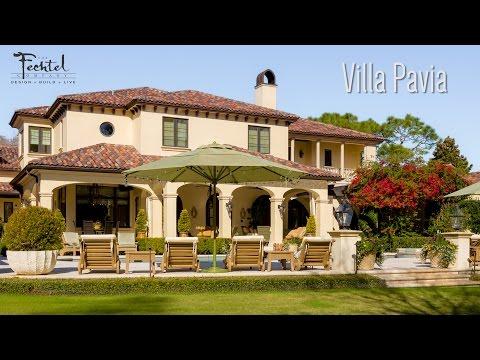 Architecture Spotlight #66 | Villa Pavia by The Fechtel Company | Tampa, Florida