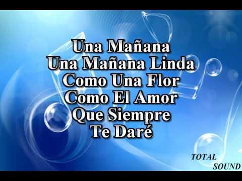 karaoke  Una Mañana  Jose Jose