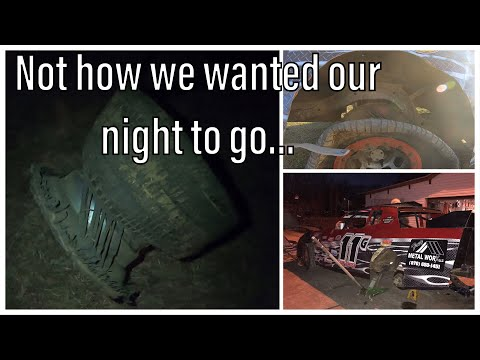 Let dad know how he did in the comments below! Thanks for watching and wish us some luck for Sundays Race!!! See Yall Tommorow. - dirt track racing video image