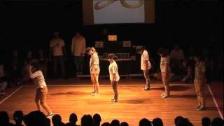 Show Swaggers - Battle All School 2011