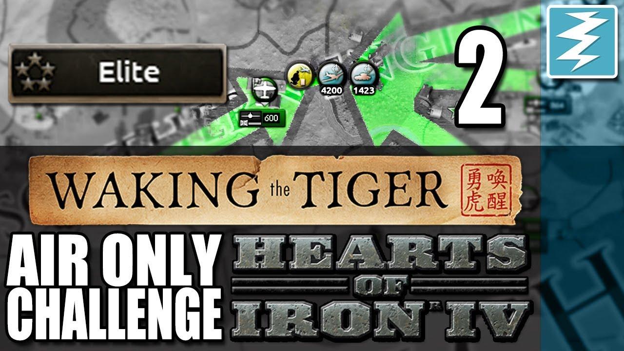 CAN WE HOLD FRANCE??? [2] Hearts of Iron IV - Waking The Tiger DLC