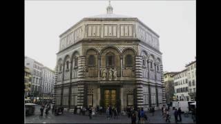 Linear Perspective: Brunelleschi