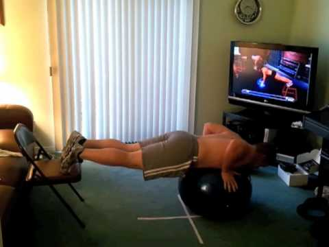 P90X2 Chest Back and Balance YouTube