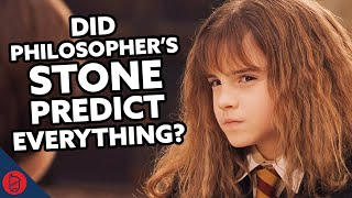 Did Philosopher's Stone Predict EVERYTHING?   Harry Potter Theory
