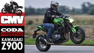 Kawasaki Z900 - test, opinia, recenzja, prezentacja, jazda testowa - CMV Moto Testy