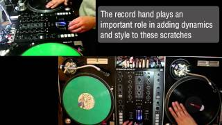 DJ Tutorial - Introduction to Scratching | Online DJ School