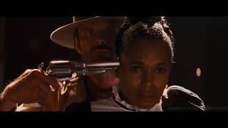 Смерть Кэнди ( Леонардо Ди Каприо ) Перестрелка в Кэндиленде - Джанго освобождённый