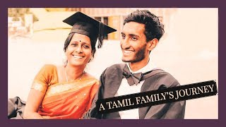 Anpu's Graduation From UCL | A Tamil Family's Journey