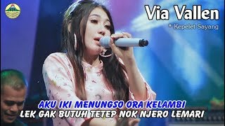 Download Lagu Via Vallen  Kepelet Sayang _ OM. Sera (MP3)
