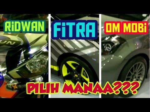 Review Modif Om Mobi Ridwan Hanif Bung Fitra IMX 2019 Datsun Live Modz