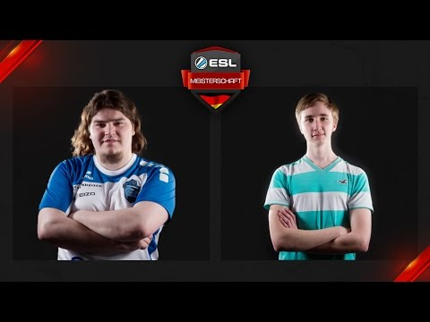 StarCraft 2 - GoOdy vs. Lambo - ESL Meisterschaft Spring 2015 - Semifinal