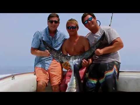 North Carolina Swordfishing